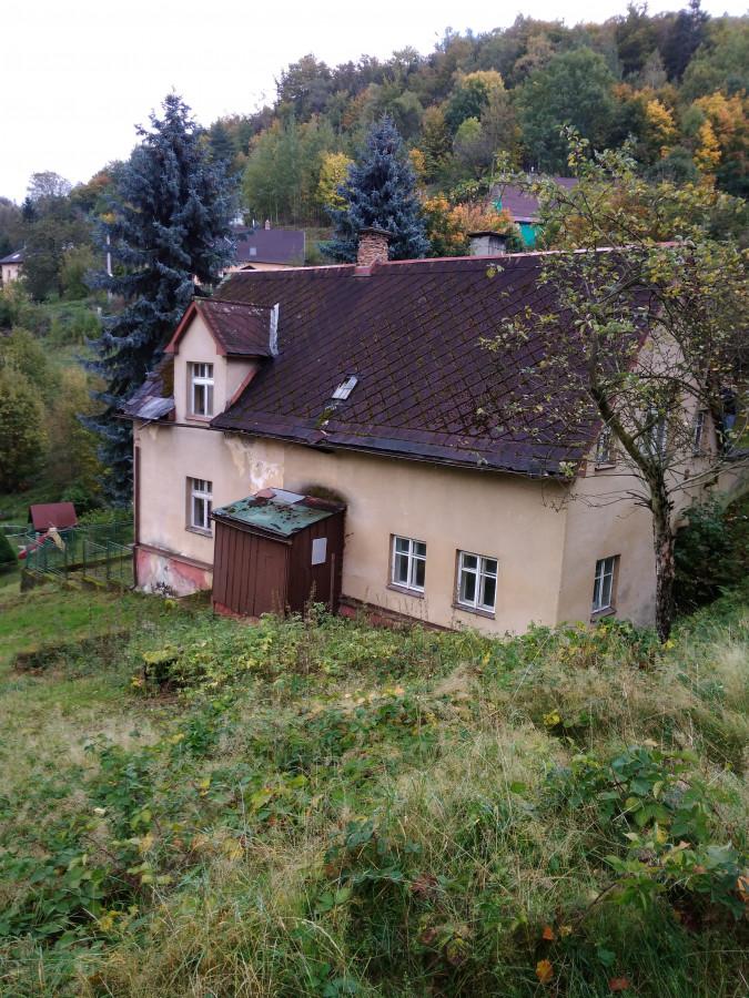 Rodinný dům Liberec – Kateřinky